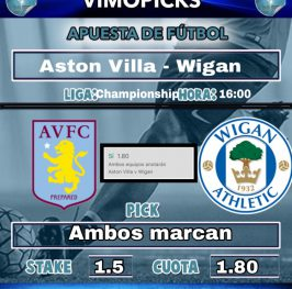 Aston Villa – Wigan Athletic