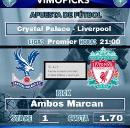 Crystal Palace – Liverpool