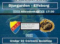 Djurgarden - Elfsborg