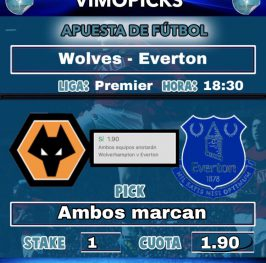 Wolves – Everton