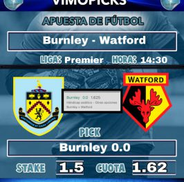 Burnley – Watford
