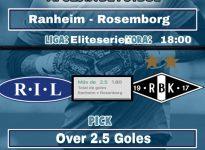 Ranheim - Rosemborg