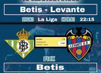 R. Betis -  Levante