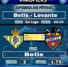 R. Betis –  Levante