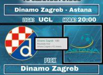 Dinamo Zagreb-Astana