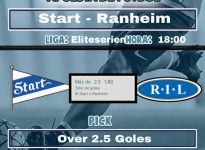 Start - Ranheim