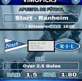 Start – Ranheim