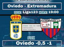 Oviedo - Extremadura