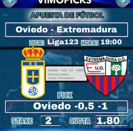 Oviedo – Extremadura