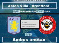 Aston Villa - Brentford