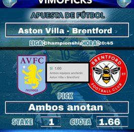 Aston Villa – Brentford