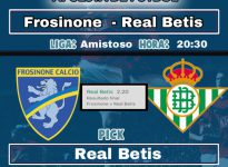Frosinone - Real Betis