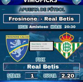 Frosinone – Real Betis