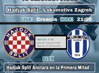 Hadjuk Split - Lokomotivs Zagreb