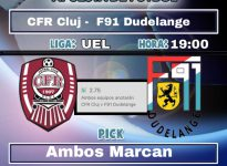 CFR Cluj - F91 Dudelange