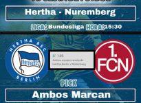 Hertha - Nuremberg