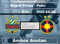 Rapid Viena - FCSB