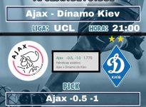 Ajax - Dínamo Kiev