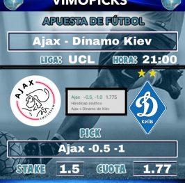 Ajax – Dínamo Kiev