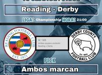 Reading - Derby