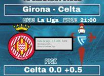 Girona - Celta
