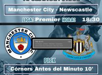 Manchester City - Newscastle