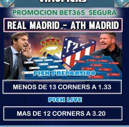 Segura Real Madrid – Ath Madrid