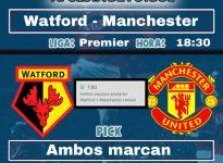 Watford - Manchester
