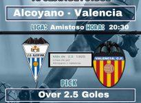 Alcoyano - Valencia