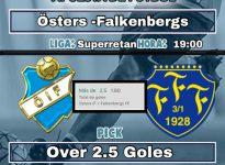 Östers    -    Falkenbergs