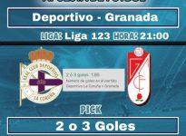 Deportivo - Granada