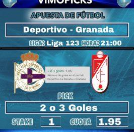 Deportivo – Granada