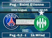 Psg - Saint Etienne