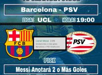 BARCELONA - PSV
