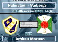 Halmstad  - Varbergs