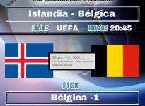 Islandia - Belgica