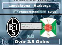 Landskrona - Varbergs