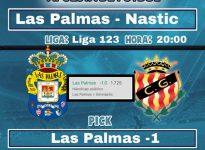 Las Palmas - Nastic