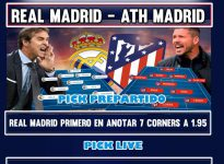 Arriesgada Real Madrid - Ath Madrid