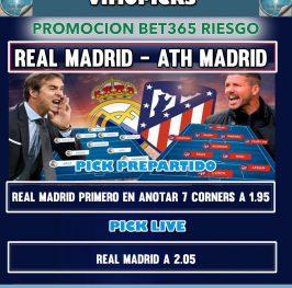 Arriesgada Real Madrid – Ath Madrid