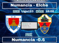 Numancia - Elche