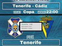 Tenerife - Cádiz