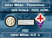 Inter Milán - Fiorentina