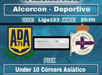 Alcorcon - Deportivo