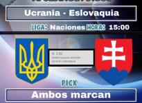 Ucrania - Eslovaquia