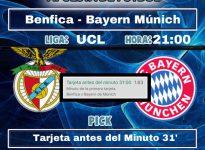 Benfica - Bayern Múnich