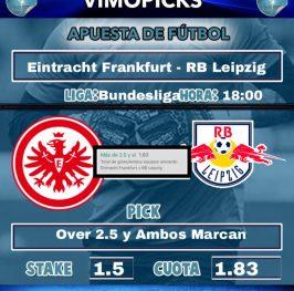 Eintracht Frankfurt – RB Leipzig