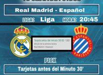 R. MADRID - ESPANYOL