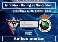 Mirandes - Racing de Santander 