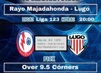 Rayo Majadahonda- Lugo